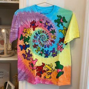 Authentic vintage 1995 Grateful Dead shirt